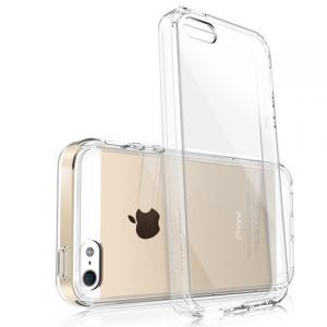 Funda Ringke Fusion para iPhone 5 / 5s / SE - CLEAR